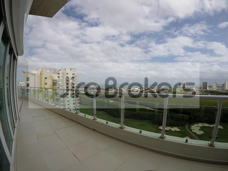 PENT HOUSE EN PUERTO CANCUN ISOLA – IM
